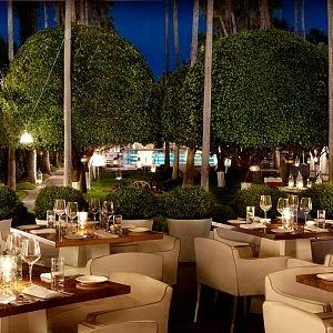 Hotel Delano, luxusní exteriér