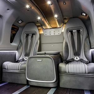 Helikoptéra Airbus EC145 Mercedes-Benz Style