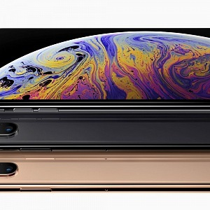 3 barevné provedneí Iphone Apple XS