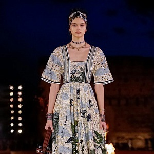 Luxusní exotika v podání Dioru