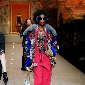 Kolekce Dolce Gabbana.