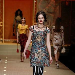 Kolekce FW Dolce Gabbana.