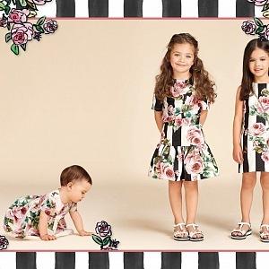Dolce & Gabbana Bambino SS 18