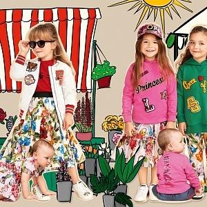 7987a7fd583 Dolce   Gabbana Bambino – when kids have style!