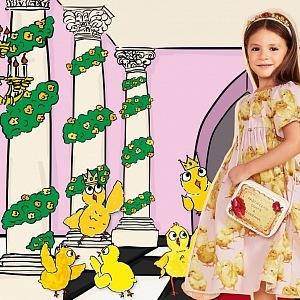 Dolce & Gabbana Kids SS 18