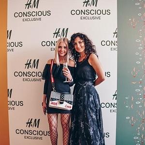 Redaktorka Dominika se Slávkou Barnovou z H&M