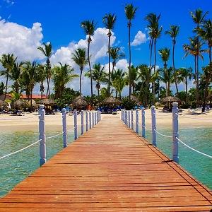 Dominikánská republika je cílem mnoha Evropanů