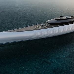 """Luxusní """"kanoe"""" Tahura"""