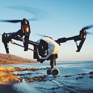 Létající drony jsou součástí našich životů