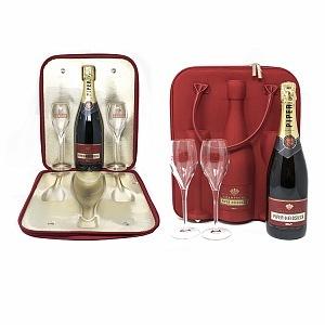 Šampaňské Piper Heidsieck a nádherný obal