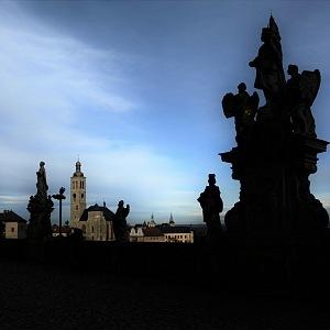 Magické město, magické pohledy