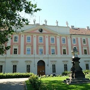 Luxusní barokní vila