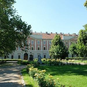 Invalidovna v pražském Karlíně