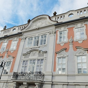 Historické domy Pohořelce