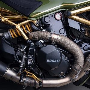 Ducati Monster 1200R 24K
