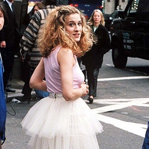 Beautiful Carrie Bradshaw
