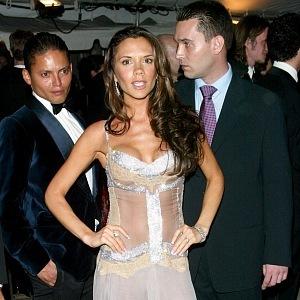 Victoria Beckham, MET Gala 2003