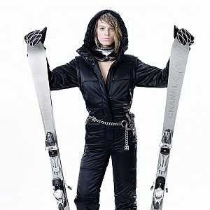 Zimní oblečení Chanel.
