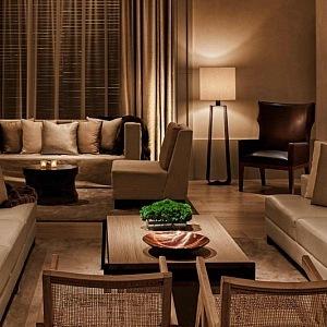 Interiér, Hotel Marriott