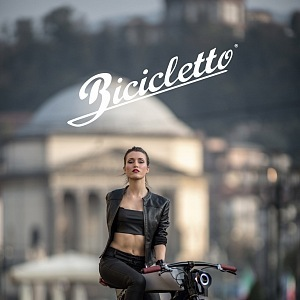 Luxusní kolo Bicicletto