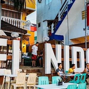 El Nido mestěčko