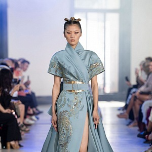 A new concept of the traditional kimono