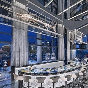 Speciální bar Empathy suite v Palms Casino, Las Vegas