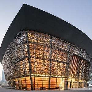Dubai Opera, budova