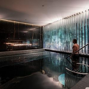 Espa Life sauna v Londýně