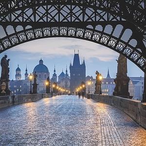 Praha inspirací pro parfém