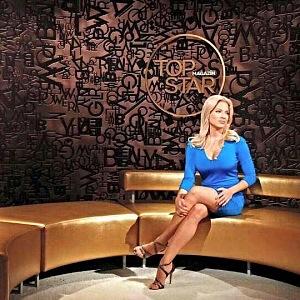Eva v Top Star Magazínu v roce 2016.