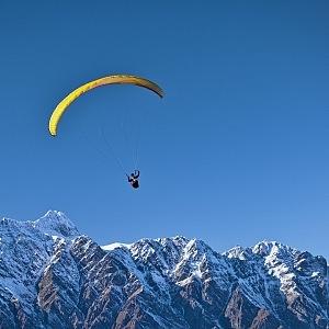 Skydiving není pro každého.