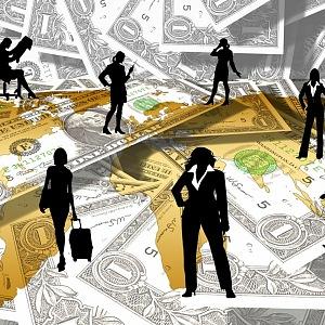 Kde si lidé vydělají peníze?