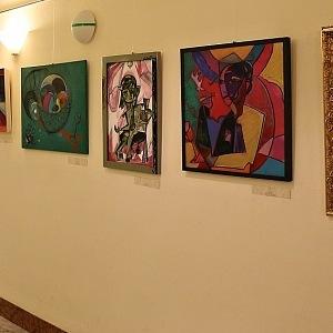 Výstava potrvá až do konce února.