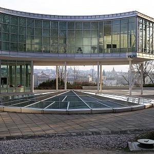 Luxusní stavba Bruselský pavilon