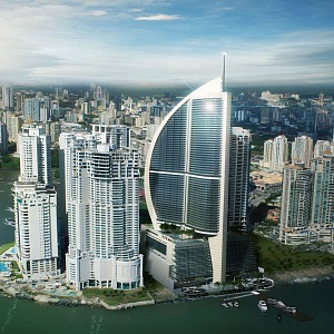 Panama, Trump Hotel
