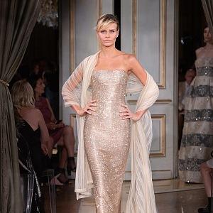 Luxusní doplňky dotváří glamour look