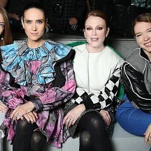 Emma Stone, Jennifer Connelly, Julianne Moore, Léa Seydoux
