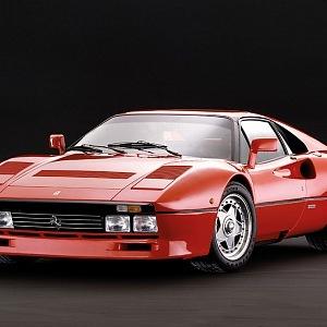 The Ferrari GTO