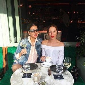 Jana Bobošíková with daughter