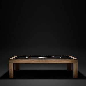 Merveilleux Pool Table In Luxury Design