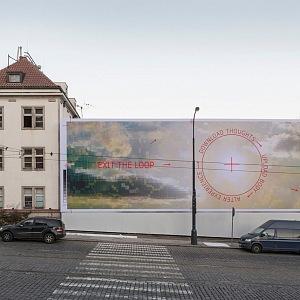 Fasáda Kunsthalle, Adéla Součková