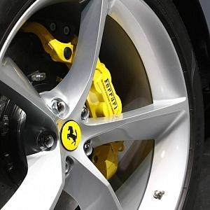 Ferrari Monza SP1, 21 palcová kola