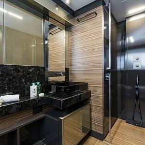 Koupelna na jachtě