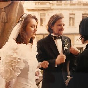 Petr Fiala se s Janou oženil před 2 lety.