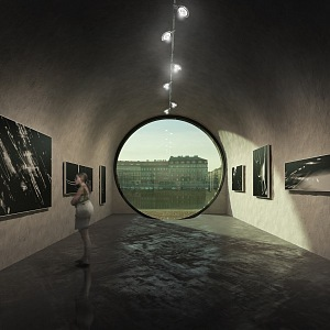 The cell as a gallery