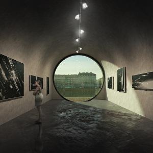 Kobka jako galerie