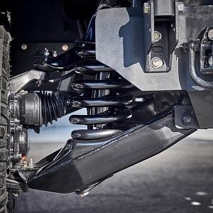 """Mil-Spec Automobil Hummer H1 """"Launch Edition"""", detail"""