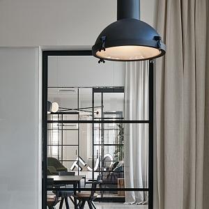 Studio Fjord Helsinki pohled skrze místnosti