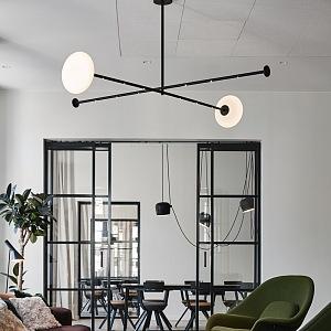 Studio Fjord Helsinki, světlý prostor